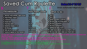 Saved Cum Roulette