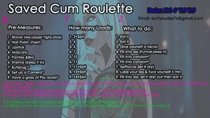 Saved Cum Roulette