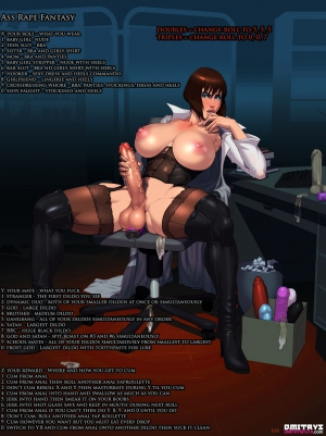 Ass Rape Fantasy dmitrys futanari
