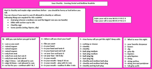 Easy Chastity – Evening Denial and Bedtime Roulette