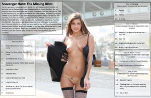 Scavenger Hunt: The Missing Dildo