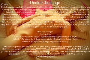 Denial Challenge