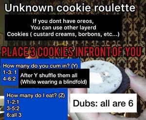 Cookie cum roulette