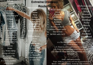 Extreme Dress Up Roulette