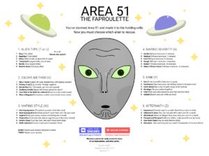 Area 51 - The Faproulette
